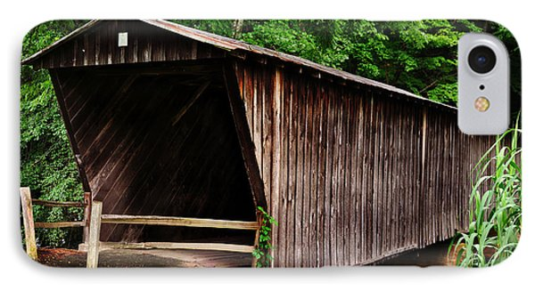 Bob White Bridge IPhone Case by Eric Liller