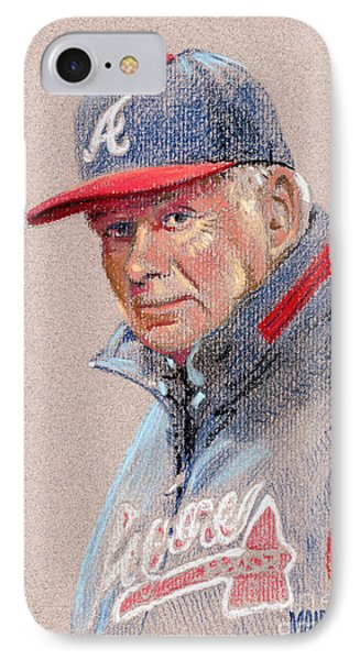 Bobby Cox IPhone Case