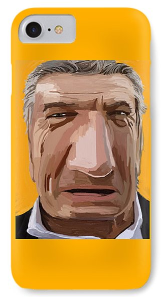 Bobby D IPhone Case by Jim Faris
