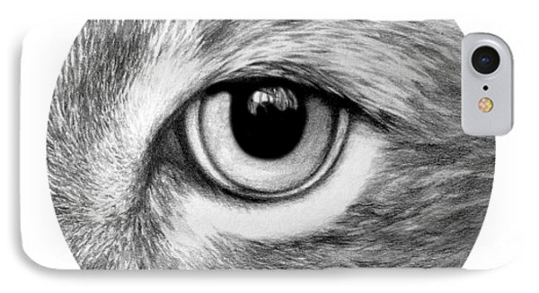 Bobcat IPhone Case by Jay Garfinkle