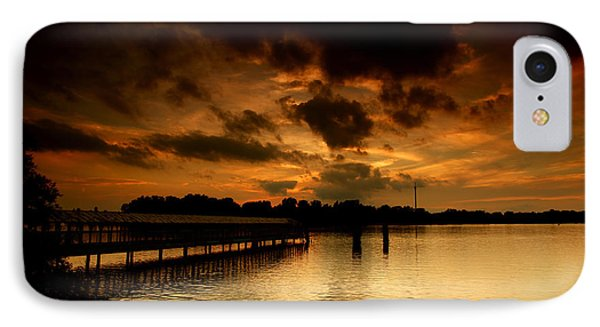 Boblo Dock IPhone Case by Cale Best