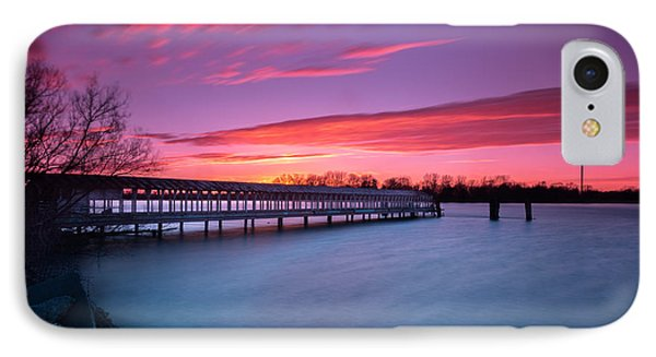 Boblo Ferry Dock  IPhone Case by Cale Best