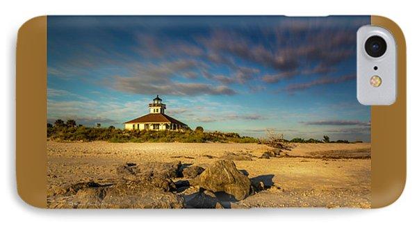 Boca Grande Florida IPhone Case by Marvin Spates