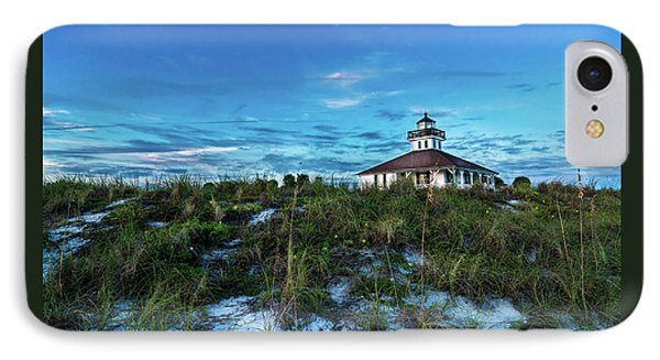 Boca Lighthouse IPhone Case