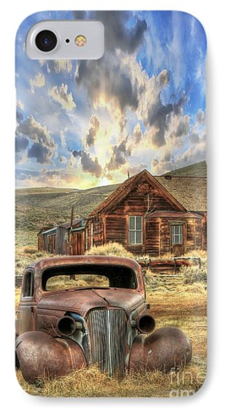 Bodie Ghost Town IPhone Case