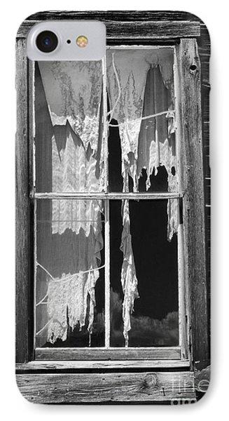 Bodie Ghost Town Phone Case by Sandra Bronstein