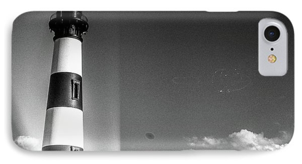 IPhone Case featuring the photograph Bodie Island Lighthouse by David Sutton
