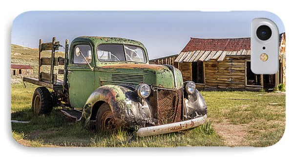 Bodie Pickup Truck IPhone Case