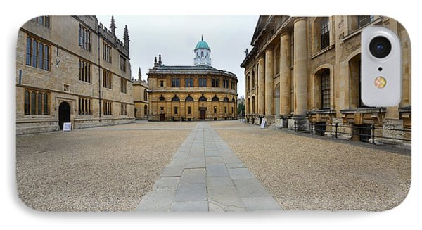 Bodleian Library IPhone Case by Nichola Denny