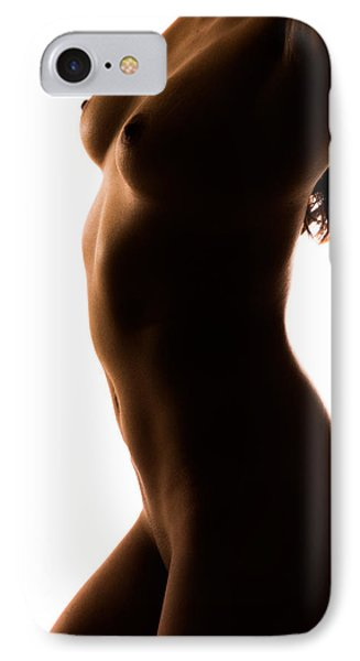Bodyscape 185 IPhone Case