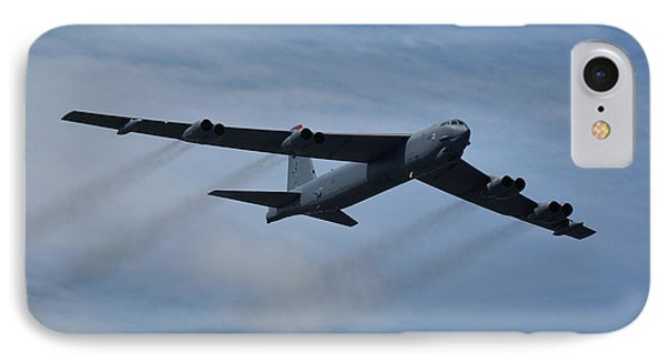 IPhone Case featuring the photograph Boeing B-52h Stratofortress by Tim Beach