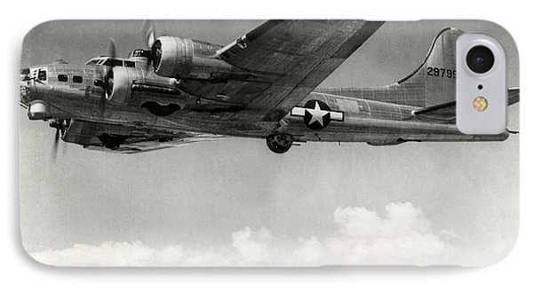 Boeing B17 1944 IPhone Case by USAAC Foto