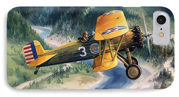 Boeing Country Phone Case by Randy Green