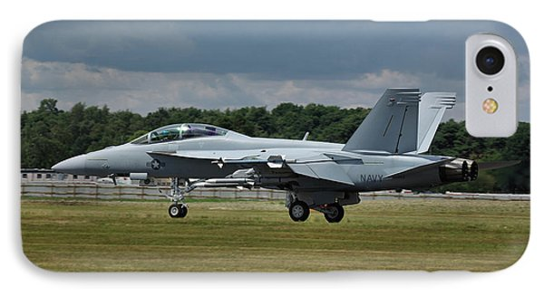 IPhone Case featuring the photograph Boeing Super Hornet  by Tim Beach