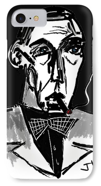 Bogart IPhone Case