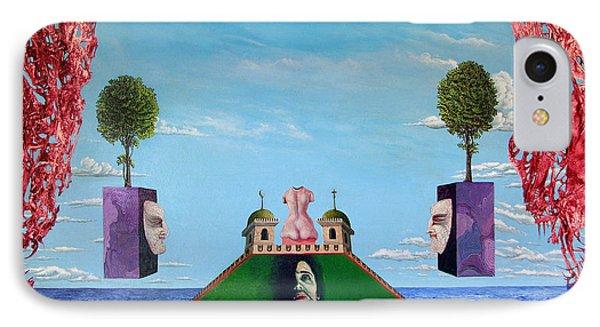 Bogomils Monastic Retreat Phone Case by Otto Rapp