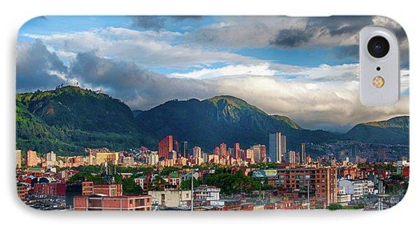 Bogota IPhone Case