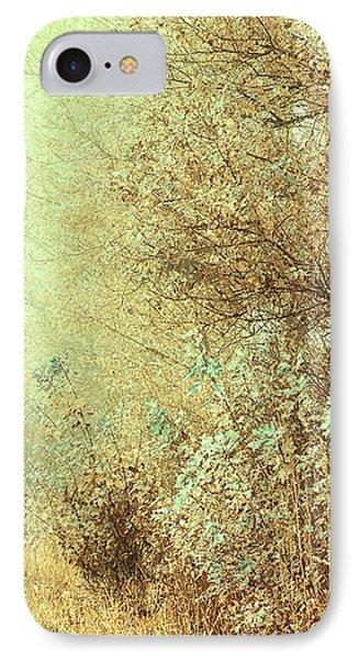 Bohemian Autumn IPhone Case by Jenny Rainbow
