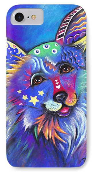 Corgi IPhone Case by Patricia Lintner