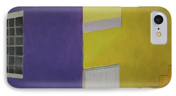 Bokaap Purple IPhone Case