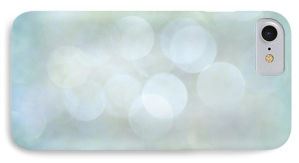 IPhone Case featuring the photograph Bokeh Clouds by Jan Bickerton