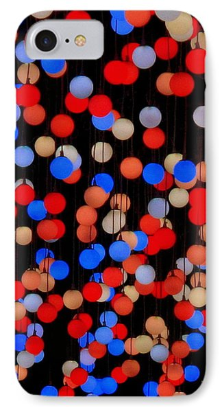 Bokeh Lights IPhone Case