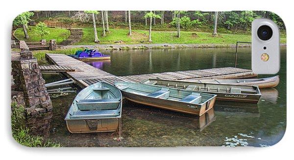 Boley Lake IPhone Case by Mary Almond