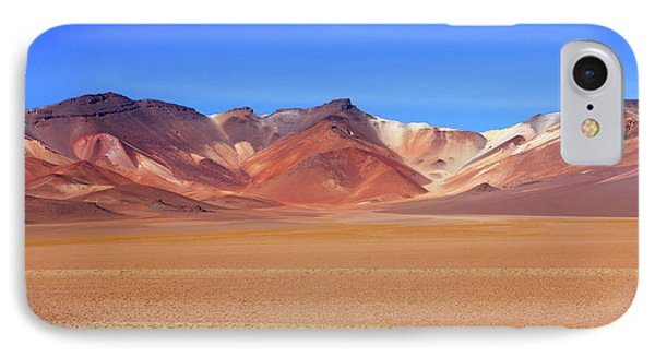 IPhone Case featuring the photograph Bolivian Altiplano  by Aidan Moran
