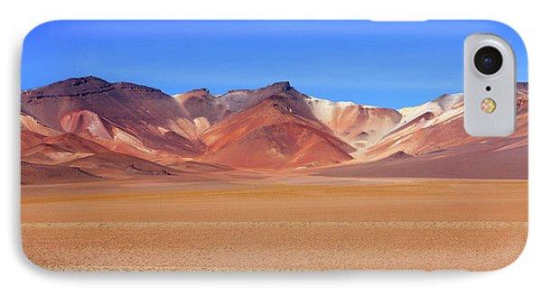 Bolivian Altiplano  IPhone Case by Aidan Moran