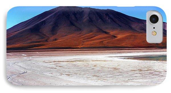 Bolivian Altiplano, South America IPhone Case by Aidan Moran