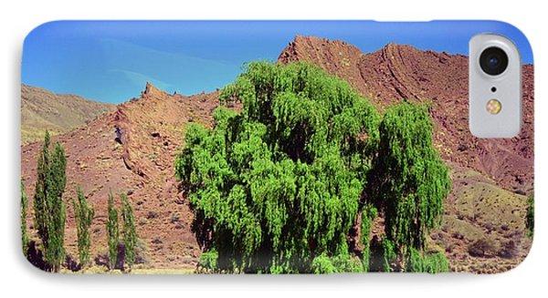 Bolivian Landscape  IPhone Case