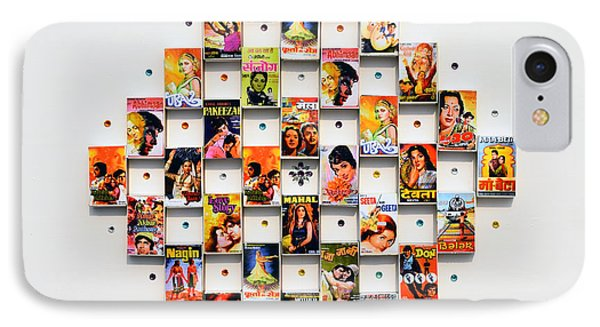 Bollywood On A Mathbox 2 IPhone Case