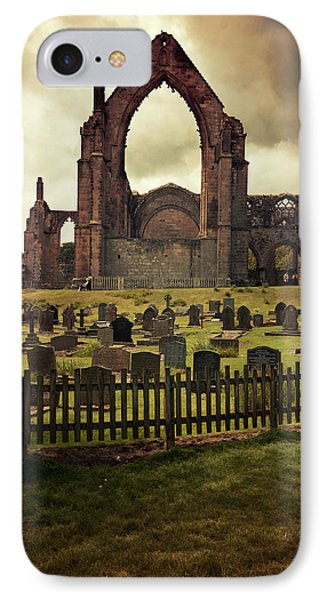 Bolton Abbey At Sunset IPhone Case by Jaroslaw Blaminsky