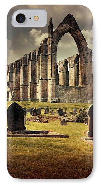 Bolton Abbey In The Uk IPhone Case by Jaroslaw Blaminsky