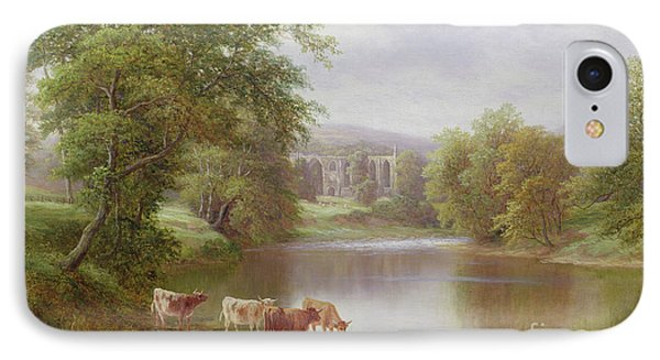 Bolton Abbey IPhone Case by William Mellor