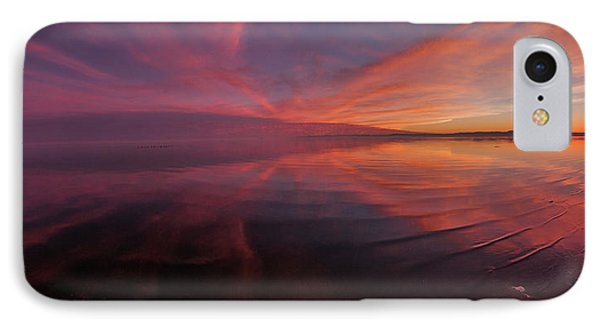 Bombay Beach IPhone Case by Ralph Vazquez