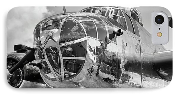 Bomber's Eye View IPhone Case