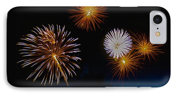 Bombs Bursting In The Air Phone Case by Robert Bales