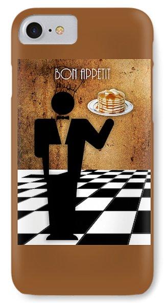Bon Appetit IPhone Case by Marvin Blaine