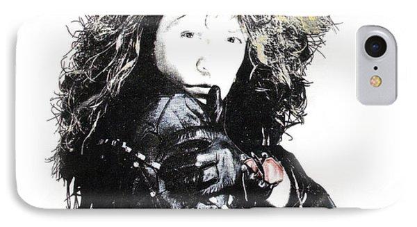Bon Jovi IPhone Case by Gina Dsgn