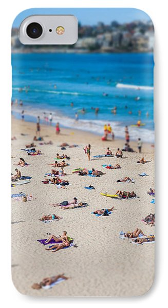 Bondi People IPhone Case by Az Jackson