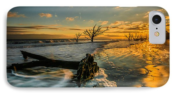 Boneyard Sunset IPhone Case by RC Pics