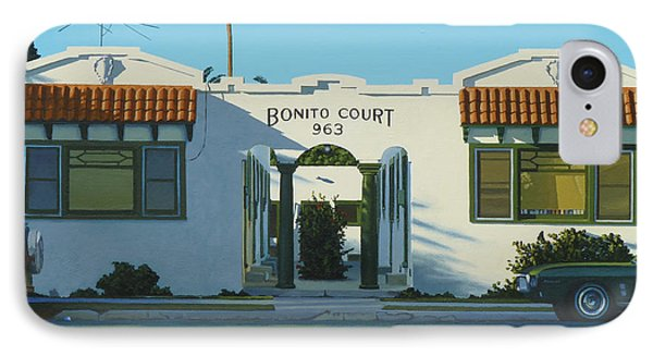 Bonito Court IPhone Case