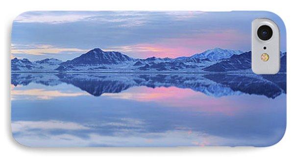 Bonneville Lake IPhone Case by Chad Dutson