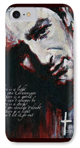 Bono - Man Behind The Songs Of Innocence IPhone Case