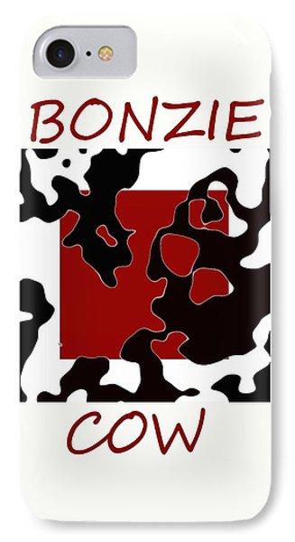Bonzie Cow IPhone Case