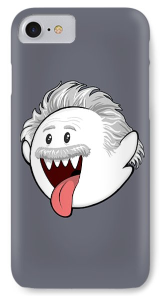 Boo-stein IPhone Case by Olga Shvartsur