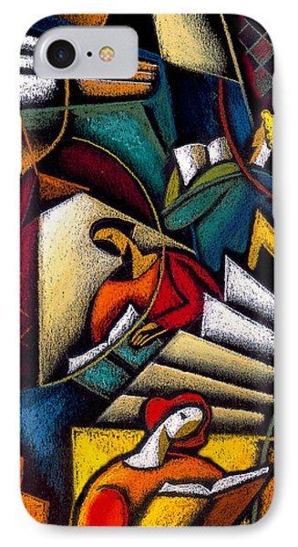 Book IPhone Case by Leon Zernitsky