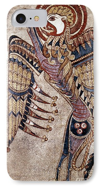 Book Of Kells: Saint Mark Phone Case by Granger