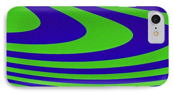 Boomerang Phone Case by Carolyn Marshall